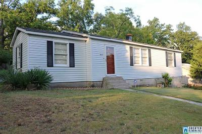 Anniston Single Family Home For Sale: 4653 Saks Rd