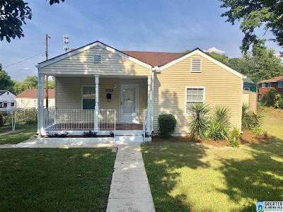 Birmingham Single Family Home For Sale: 2725 18th Ave N