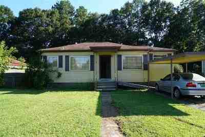 Oxford Single Family Home For Sale: 1112 Edmondson Dr