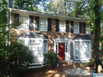 Single Family Home For Sale: 2168 Bailey Brook Dr