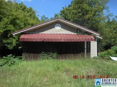 Bessemer Single Family Home For Sale: 509 W Lake Dr