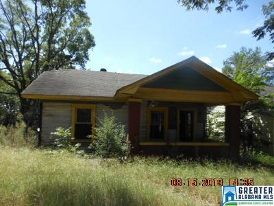 Single Family Home For Sale: 1608 13th St N