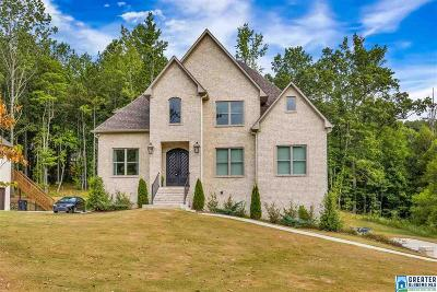 Single Family Home For Sale: 516 Bent Creek Trc