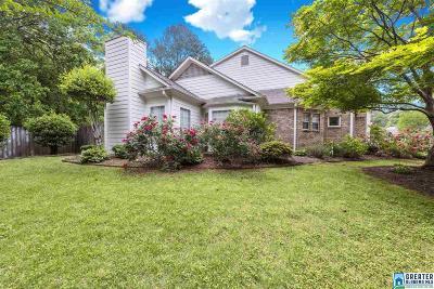 Vestavia Hills Single Family Home For Sale: 3900 Knollwood Trc