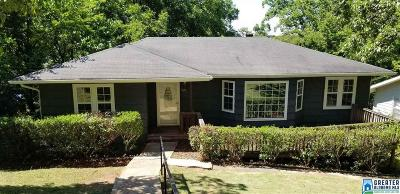 Birmingham Single Family Home For Sale: 620 22nd Ave S