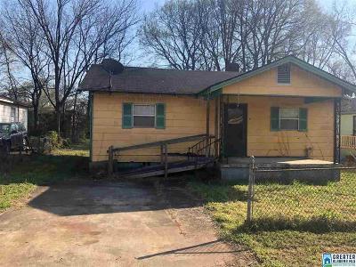 Birmingham Single Family Home For Sale: 3621 Laurel Ave
