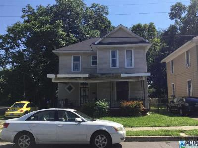 Birmingham Single Family Home For Sale: 117 61st St S