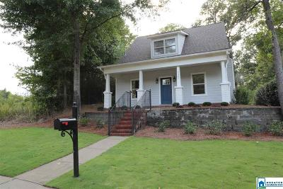 Birmingham Single Family Home For Sale: 5400 6th Ave S