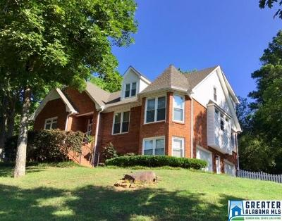 Hoover Single Family Home Contingent: 1646 Southpointe Dr