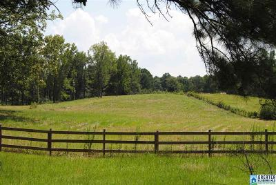 Pell City Residential Lots & Land For Sale: Mount Moriah Rd