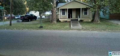 Birmingham Single Family Home For Sale: 3817 Ellis Ave