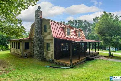 Birmingham Single Family Home For Sale: 5291 Amber Hills Rd