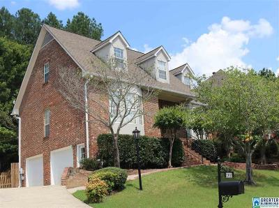 Alabaster Single Family Home For Sale: 208 Treymoor Lake Cir