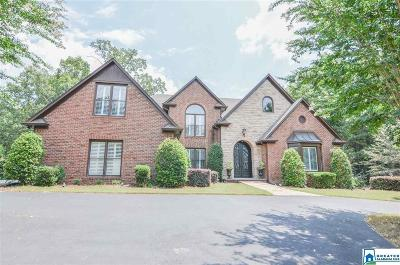 Hoover Single Family Home For Sale: 2112 Lake Heather Way
