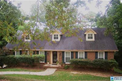 Single Family Home For Sale: 1167 W Riverchase Pkwy