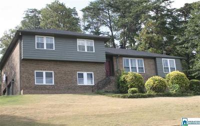 Vestavia Hills Single Family Home For Sale: 400 Vesclub Dr