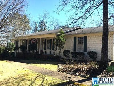 Anniston Single Family Home For Sale: 301 Laurel Springs Rd
