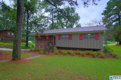 Fultondale, Gardendale Single Family Home Contingent: 3324 Carol Dr