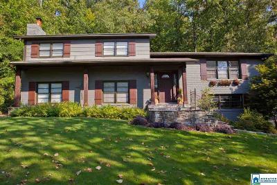 Vestavia Hills Single Family Home For Sale: 2533 Altadena Forest Cir