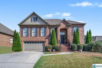 Birmingham Single Family Home For Sale: 3030 Crossings Dr