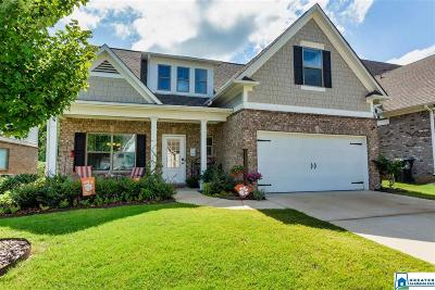 Fultondale, Gardendale Single Family Home Contingent: 3623 Grand Central Ave