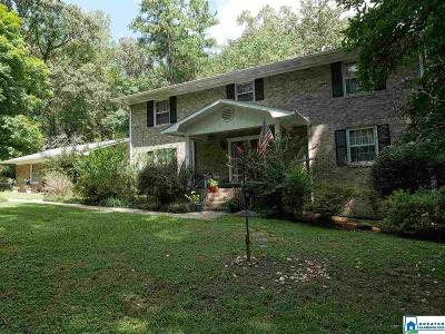 Anniston Single Family Home For Sale: 2908 Coleman Rd