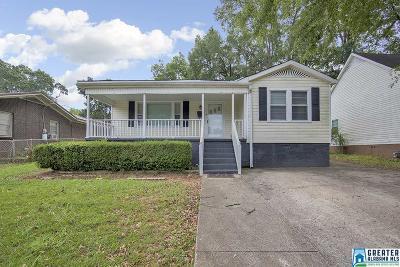 Bessemer Single Family Home For Sale: 1030 Westlake Blvd