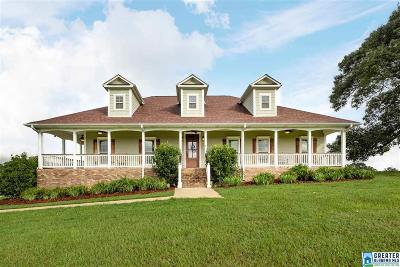 McCalla Single Family Home For Sale: 12722 Bedford Forrest Ln