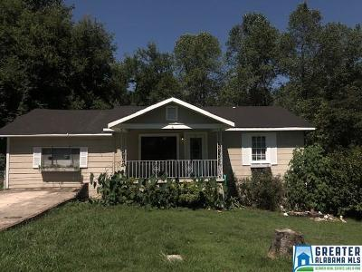 Fultondale, Gardendale Single Family Home For Sale: 2252 Mountain Dr