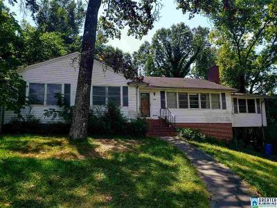 Anniston Single Family Home For Sale: 808 Champaign Ave