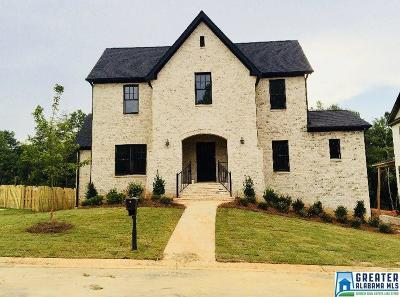 Hoover AL Single Family Home For Sale: $500,000