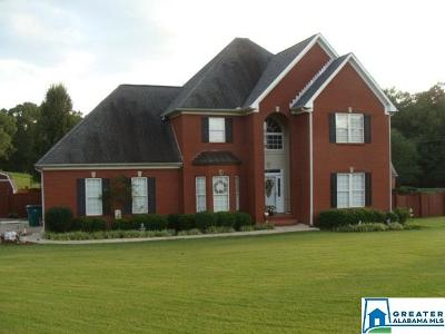 McCalla Single Family Home For Sale: 22814 Charles Collier Ln