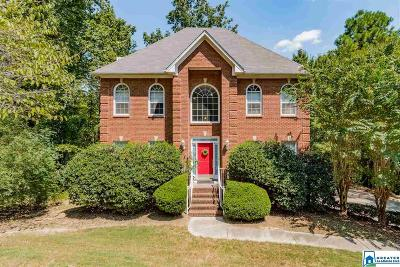 Alabaster Single Family Home For Sale: 265 Forest Pkwy