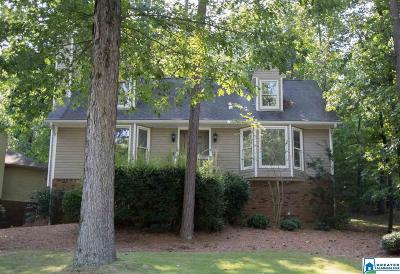 Vestavia Hills Single Family Home For Sale: 2503 Panorama Cove