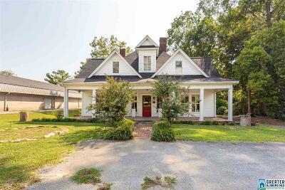 Heflin Single Family Home For Sale: 758 Ross St