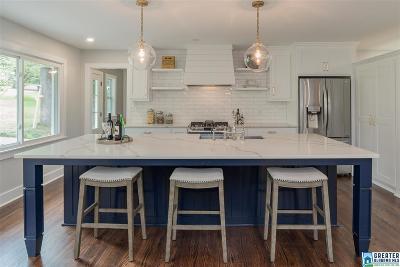 Vestavia Hills Single Family Home For Sale: 206 Erwin Cir