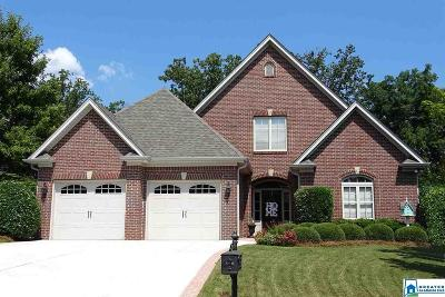 Trussville Single Family Home For Sale: 6444 Ziklag Cir