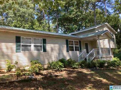 Chelsea Single Family Home For Sale: 1458 Hwy 74
