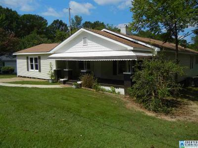 Bessemer Single Family Home For Sale: 3007 Wallace Dr SE