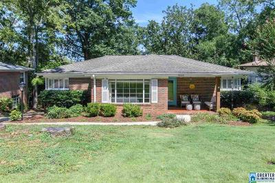 Birmingham Single Family Home For Sale: 5612 11th Ave S
