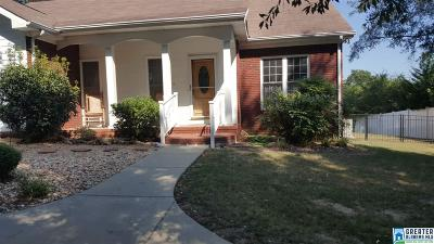 Talladega Single Family Home For Sale: 10834 Stemley Rd