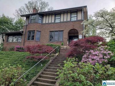 Birmingham Single Family Home For Sale: 928 31st St S