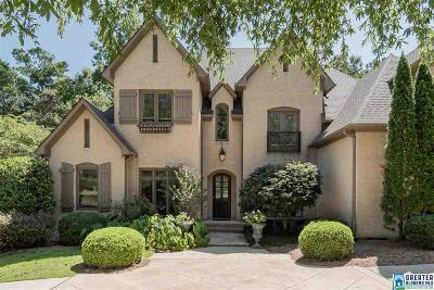 Birmingham Single Family Home For Sale: 1312 Cove Lake Cir