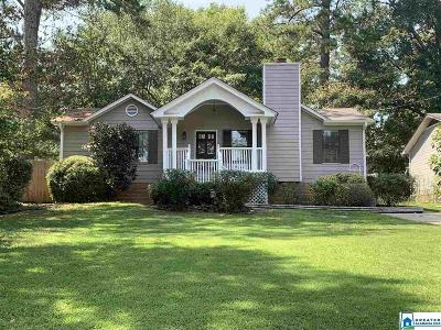 Mountain Brook Single Family Home Contingent: 3786 Glass Dr