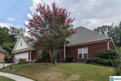 Homewood Single Family Home For Sale: 1842 Parkside Cir
