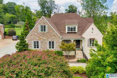 Vestavia Hills Single Family Home For Sale: 2112 Mountain View Dr