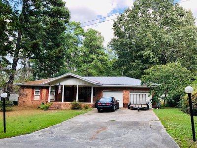 Pell City AL Single Family Home For Sale: $119,900