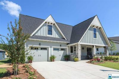 Hoover AL Single Family Home For Sale: $454,000