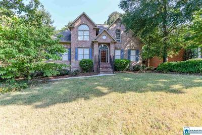 Birmingham Single Family Home For Sale: 348 Cedar Hill Dr