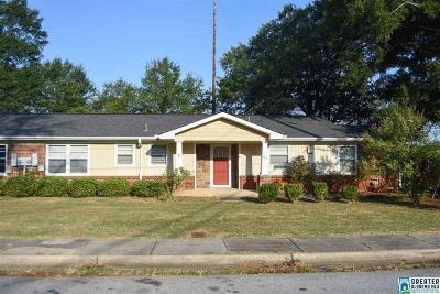 Anniston Single Family Home For Sale: 623 Morton Rd